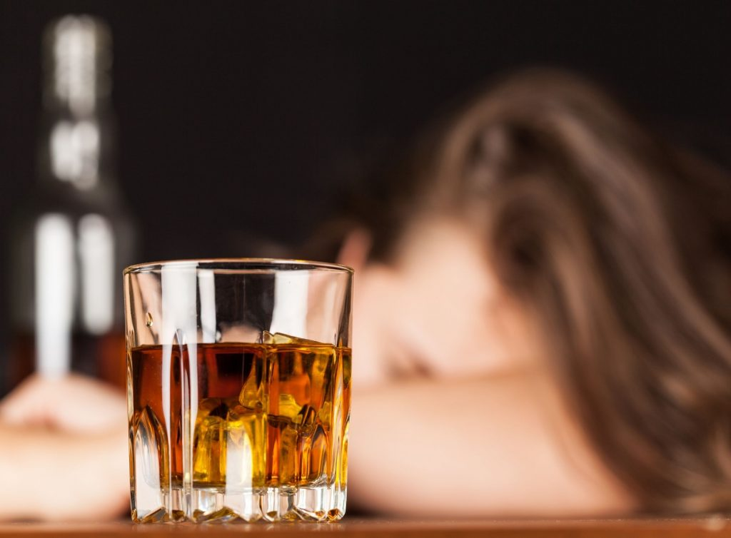 effects of alcohol on weight loss